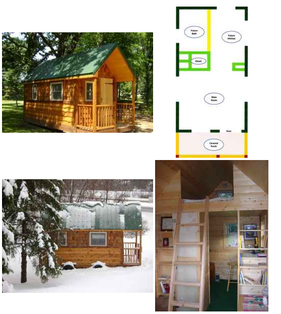 wildflower tiny house for sale on craigslist   Tiny House for Sale