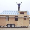 Tiny House Nation TV Co-Host Zack Giffin on Tonight