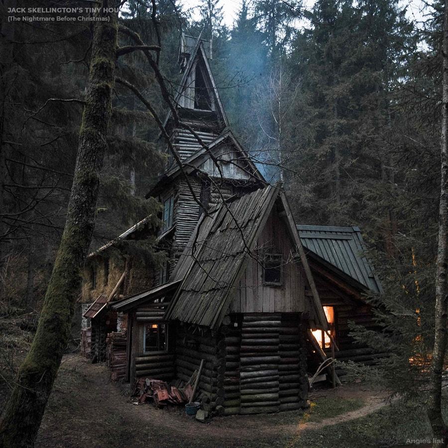 If Disney Characters Had Tiny Homes! 3
