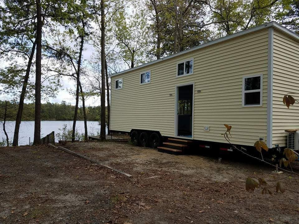Tiny House on Wheels For Sale in Southern New Jersey1