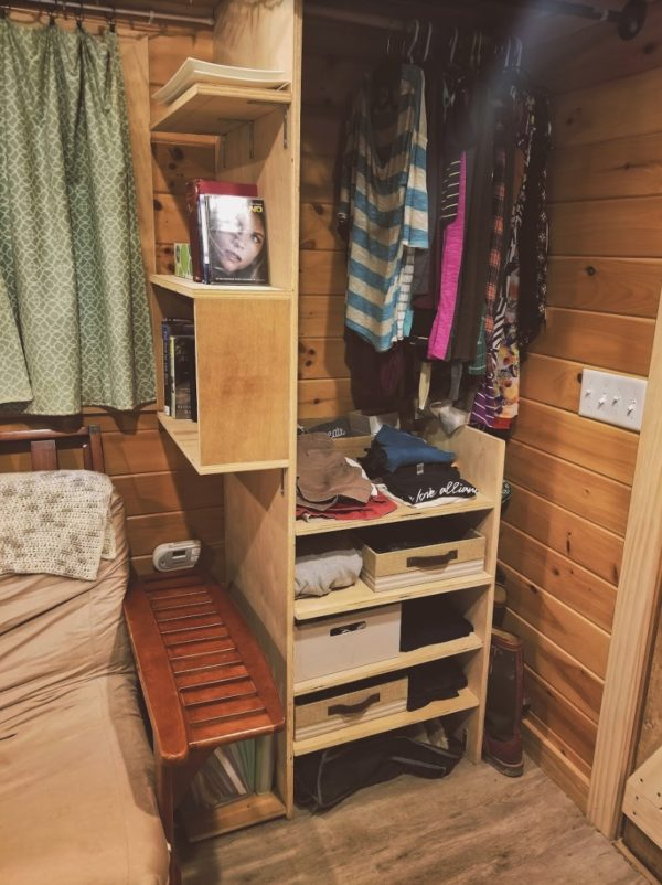 10ft Wide Tiny House on Wheels For Sale 005b