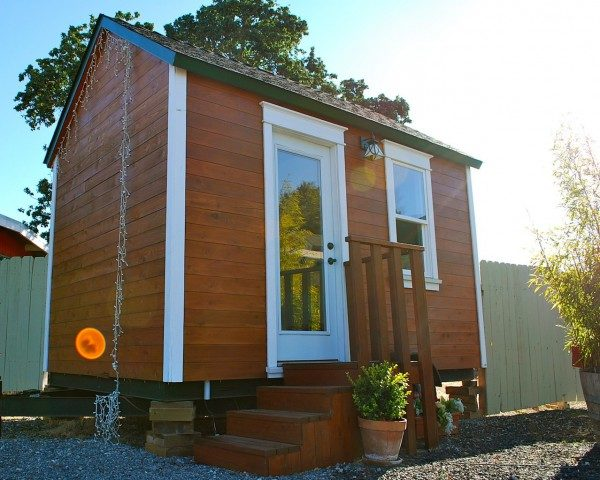 120 SF AROYO Tiny House 001