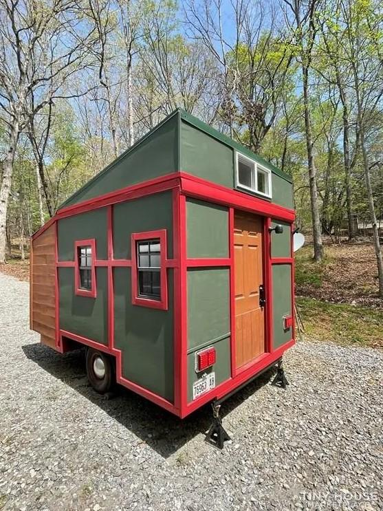 12k Tiny House Camper In Georgia 001