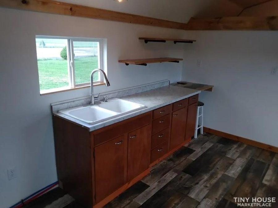15k Barn Shed Tiny House via Robert Tiny House Marketplace 003