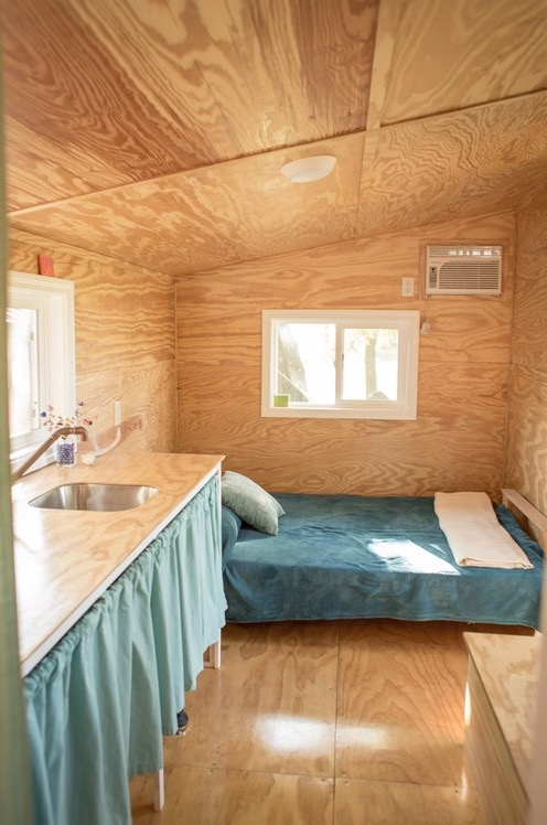 16ft Tiny House on Wheels For Only 12k 002