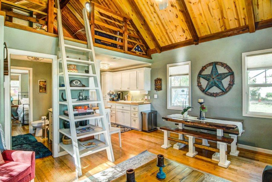 16×34 Cottage Cabin by Kanga 002