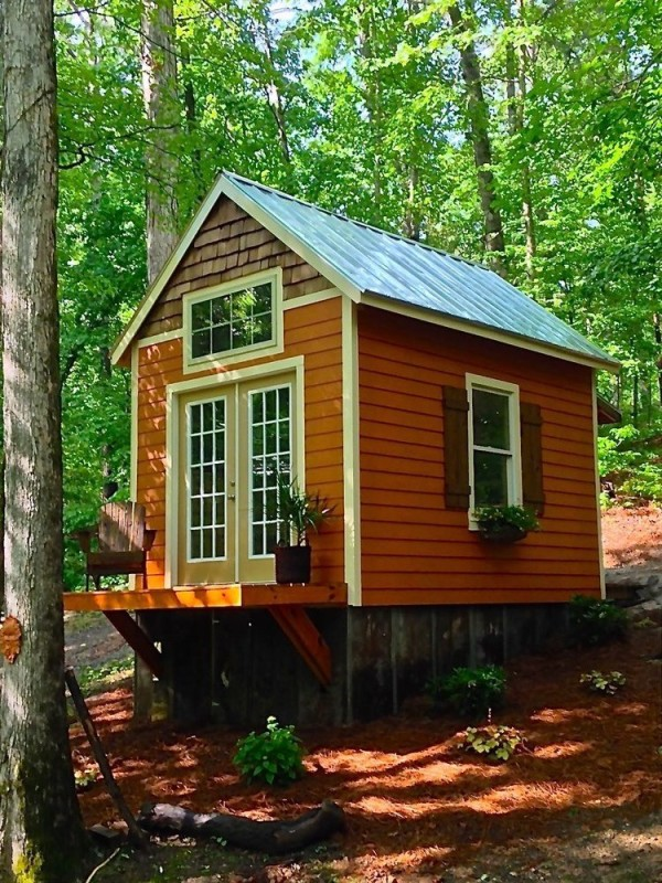 180 Sq. Ft. Otter Den Tiny House