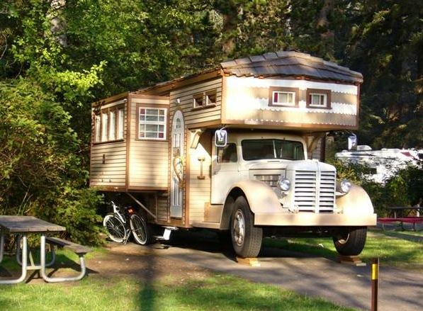 1951 Federal Housetruck For Sale