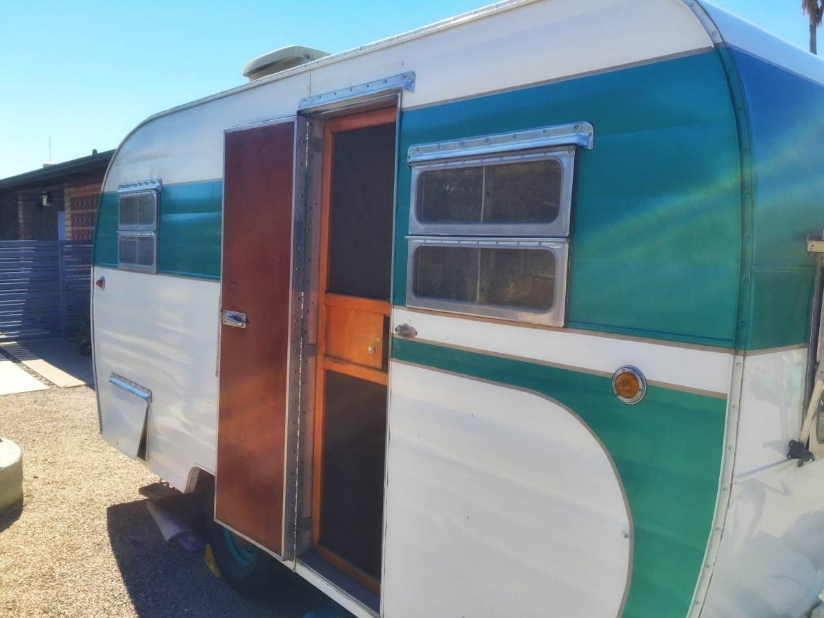 1953 Ideal Travel Trailer For Sale
