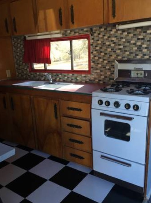 1954 %22Two-Story%22 Vintage Travel Trailer For Sale 003