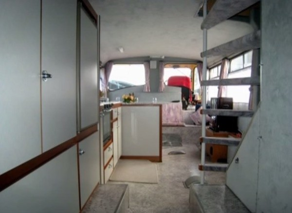 1960 Vintage Double Decker RV Motorhome 06