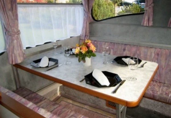 1960 Vintage Double Decker RV Motorhome 08