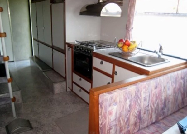 1960 Vintage Double Decker RV Motorhome 09