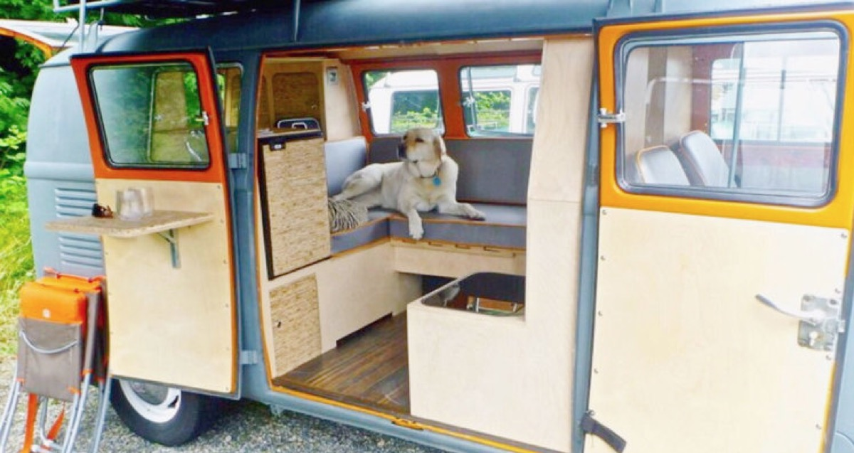 1967 Vw Microbus Renovated By Zenbox Design