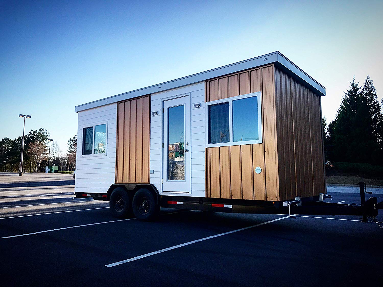 20-Foot Tiny House You Can Order on Amazon