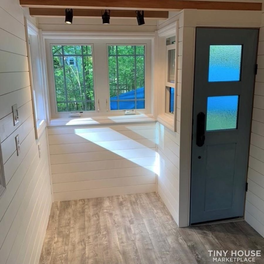 20-ft Tumbleweed Cypress Tiny Home For Sale in North Carolina via Pat Gingrich-Tiny-Home-Builders 002