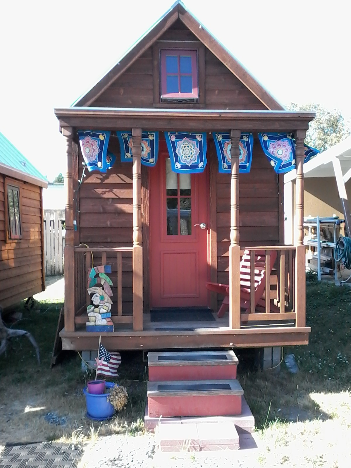 Tiny Home Designs: 2007 Tumbleweed Lusby Tiny House For Sale