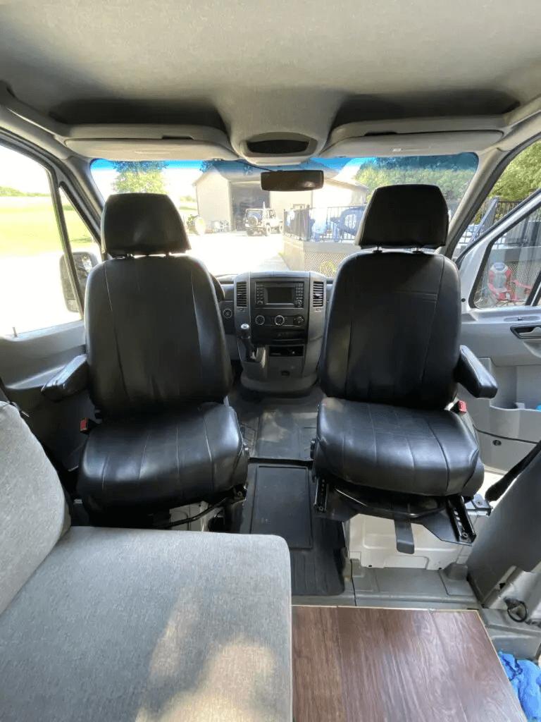 2014 Mercedes Pop Top Adventure Van 44k 1 (1)