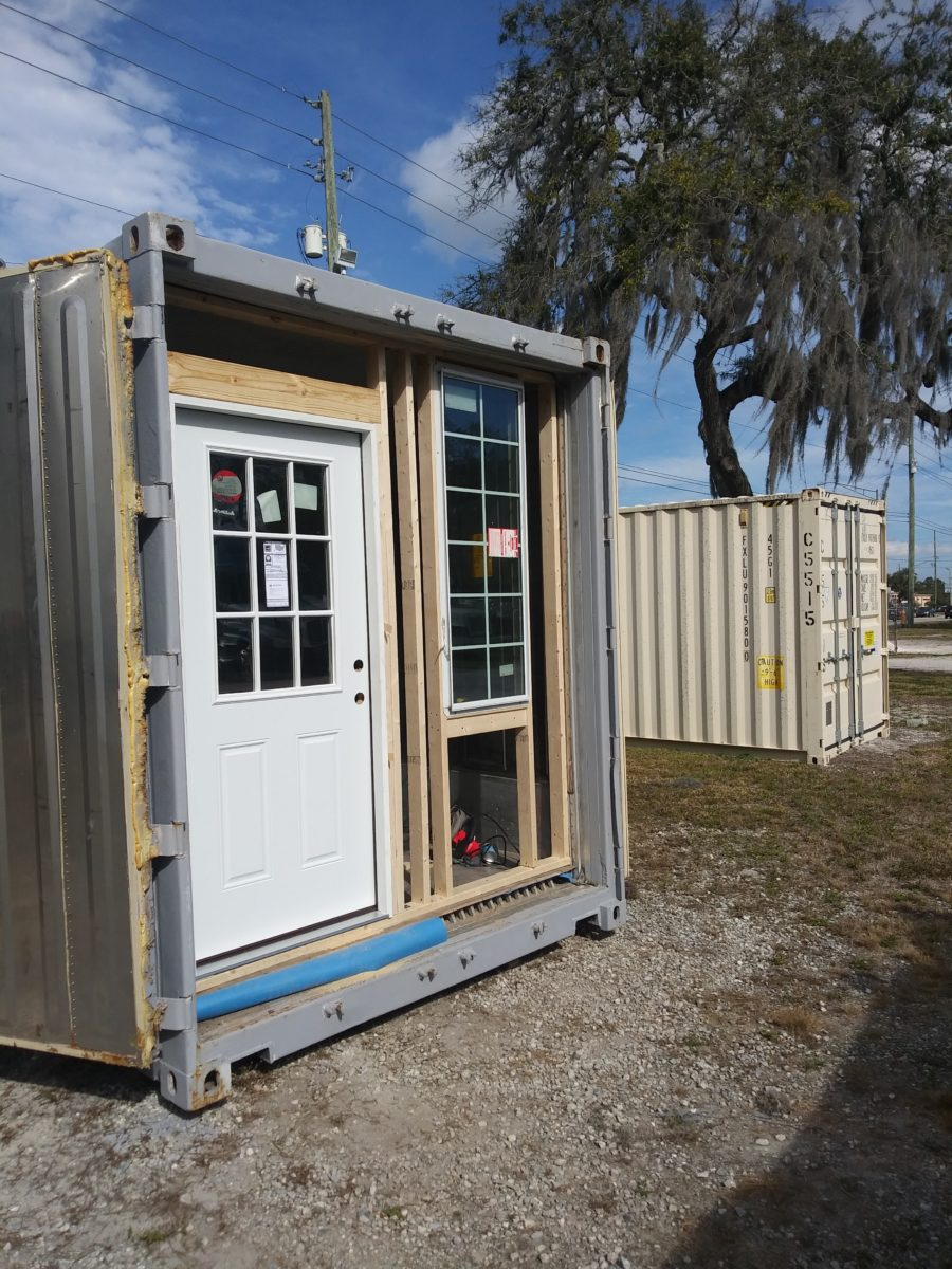 40 foot insulated container home 5
