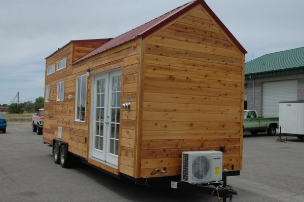 208 Sq Ft Cedar Tiny Idahome 0022
