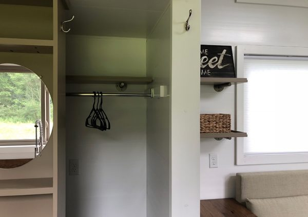 20ft Emerald Tiny House on Wheels For Sale in Zionsville Indiana 006