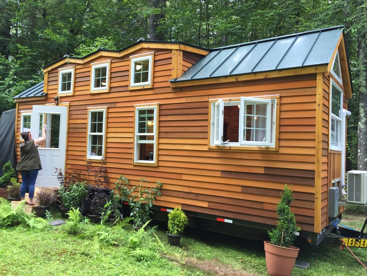 238 Sq. Ft. Tiny House Cabin