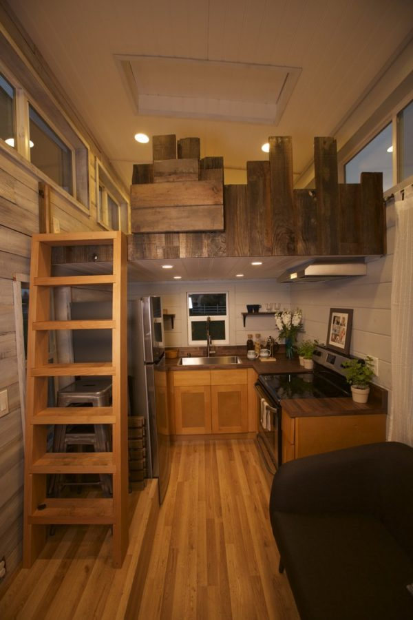 24 THOW with Bathroom Transforms to Sauna