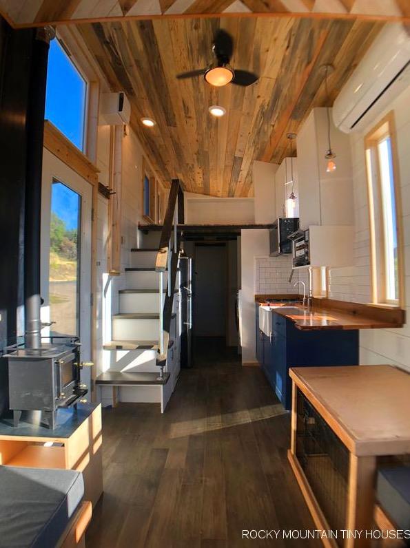 24-ft Timberwolf Tiny House by Rocky Mountain Tiny Houses 002