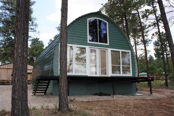 Arched Cabin Home Reviews