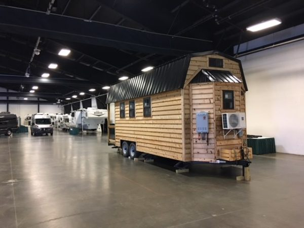 24ft Cedar THOW in Raleigh by Tiny Homes of the Triangle 0012