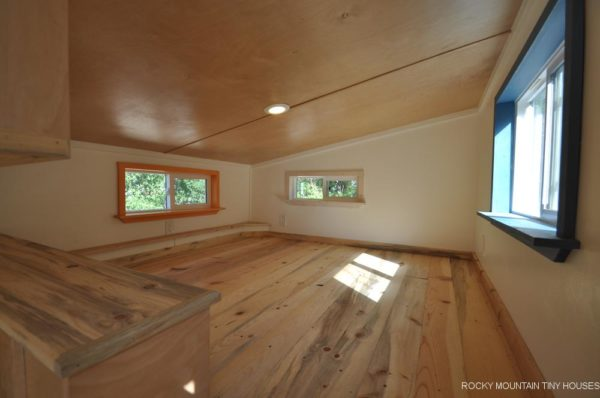 24ft Tandy Tiny House on Wheels by Rocky Mountain Tiny Houses 0010