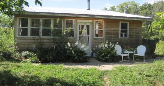 250 Sq Ft Tiny Cottage on 10 Acres For Sale 001
