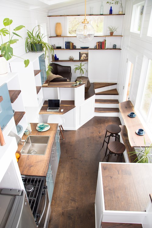 Tiny House with Amazing Interior