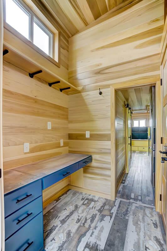 28ft Serenity Tiny House by Modern Tiny Living