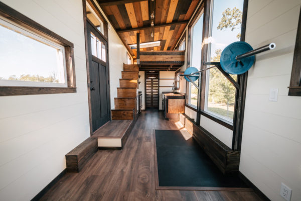 26ft Silhouette Tiny House 0042