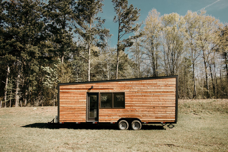 The Nora Tiny House By Go Tiny 240 Square Foot Thow With A Main