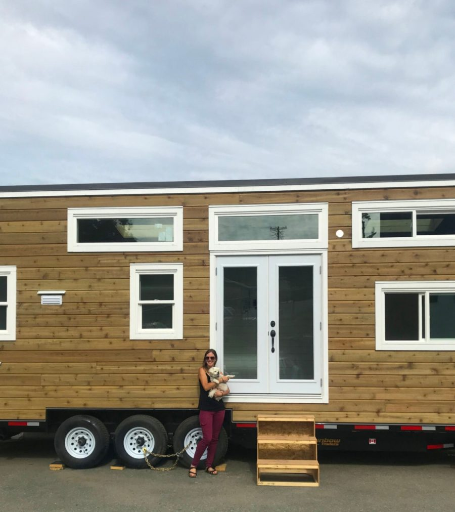 28ft Dandelion Tiny House by Rewild Homes 0035