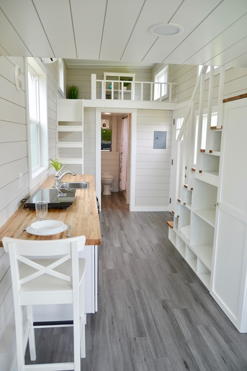 28ft Tiny House on Wheels in Highland Utah For Sale 002
