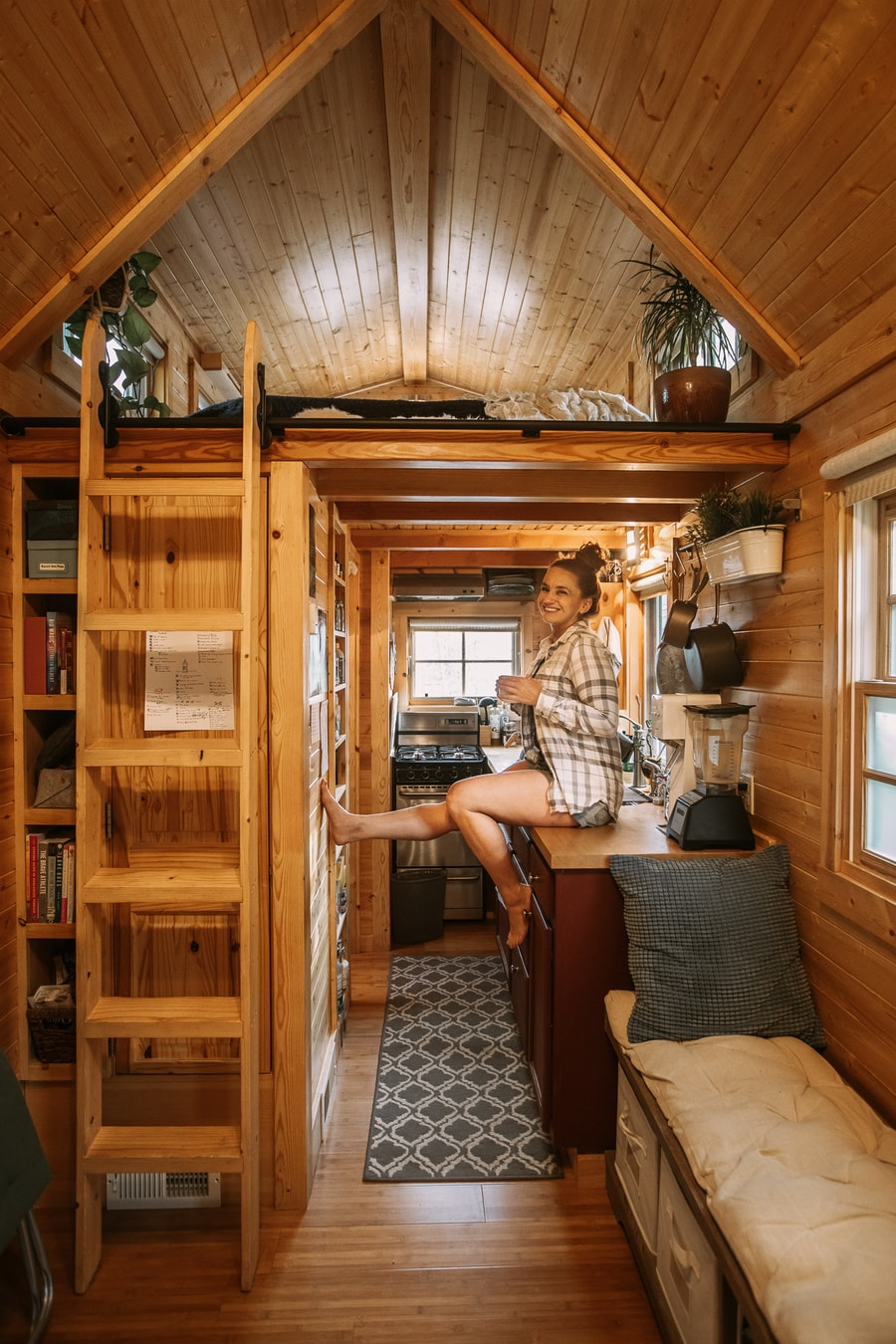 Renting a Tiny Home in Salt Lake City, UH