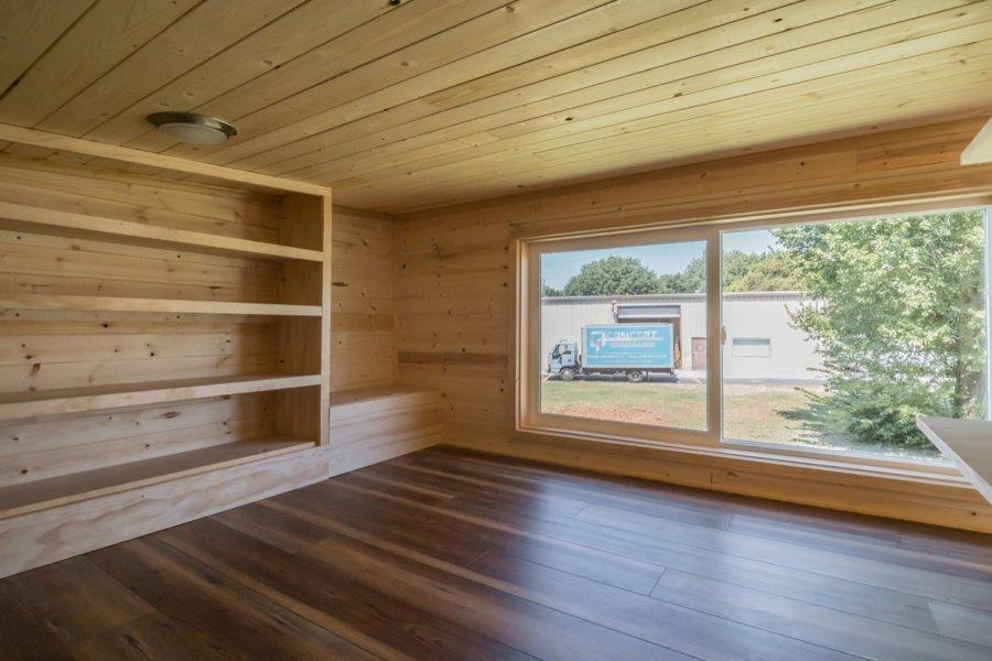 32-ft Wanderlust Tiny House by Indigo River Tiny Homes 0018