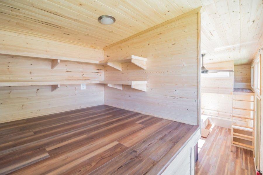 32-ft Wanderlust Tiny House by Indigo River Tiny Homes 0027
