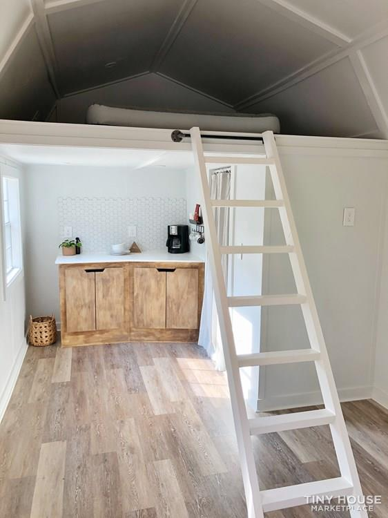 320 Sq Ft Shed Conversion Tiny Home 006