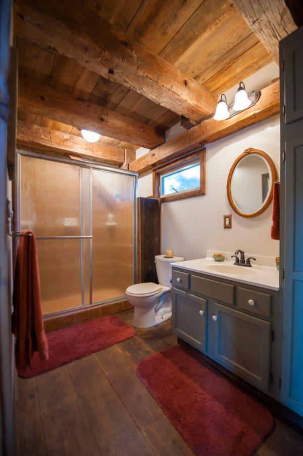 336 Sq. Ft. Tiny Barn Cabin