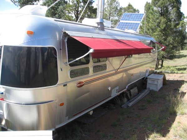34-Foot Classic Airstream Tiny House