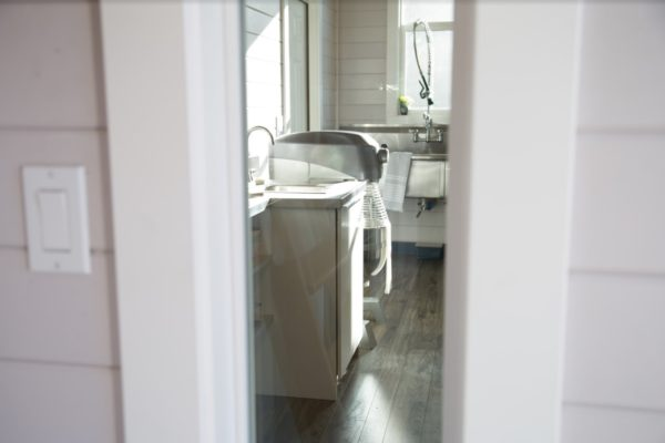 34ft Tiny House with Full Size Industrial Kitchen by Tiny Heirloom 0027a