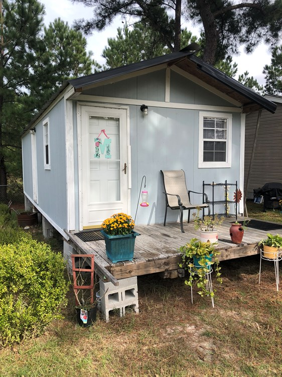 350-Square-Foot Tiny House on a Foundation For Sale in South Carolina For 16k 001