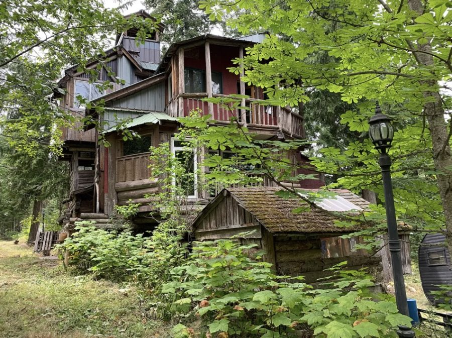 4-Story Tree House on 10 Acres in Idaho For Sale via Zillow 008