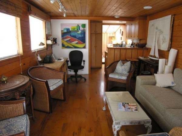 40 Ft Houseboat in Santa Barbara CA For Sale 005