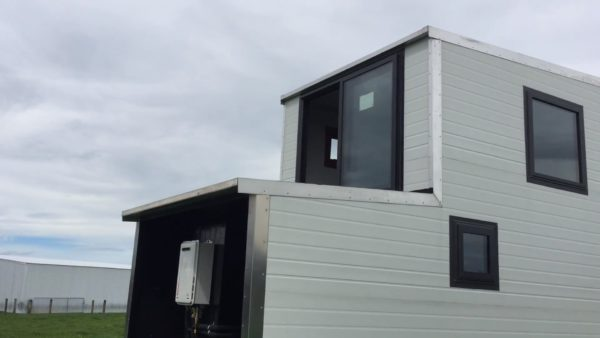 41ft Off-Grid Tiny House in New Zealand 0028