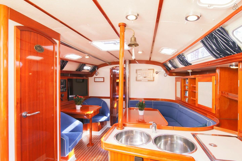 42 Ft. Sailboat in Copenhagen